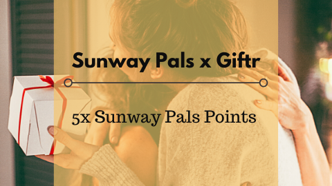 5x Sunway Pals Points - FOMO Deals