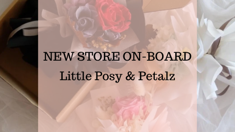 New Store On Board - Little Posy & Petalz
