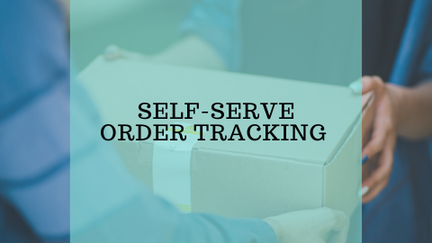 [NEW] Self-Serve Order Tracking Guidelines