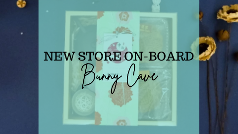 New Store On Board - Bunny Cave