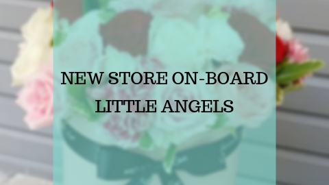 New Store On-Board - Little Angels