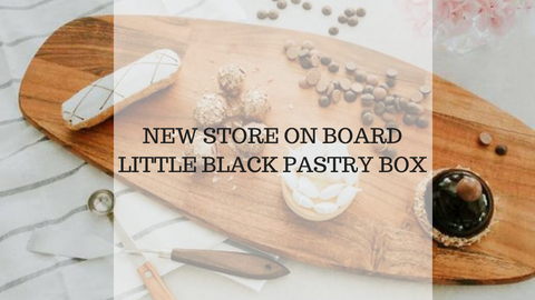 New Store on Board - Little Black Pastry Box