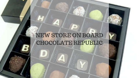 New Store Onboard - Chocolate Republic