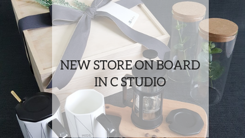 New Store Onboard - In C Studio.Gift