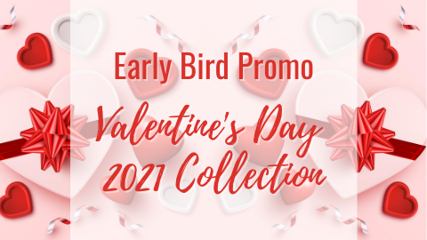 Valentine's Day Flowers & Gifts 2021 Collection