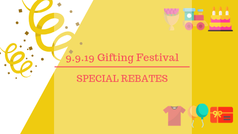 [NEW] 9.9.19 Gifting Festival