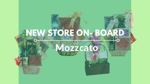New Store On Board - Mozzcato
