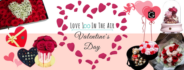 valentine's day 2018 gifts bouquet ideas