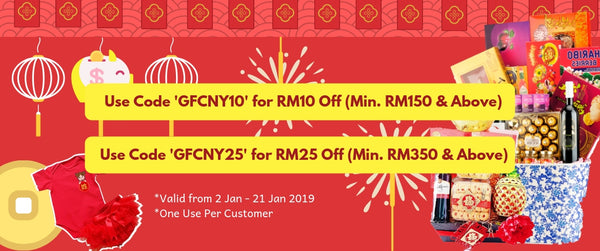 giftr chinese new year hamper and gifts 2019 CNY Promotion Offer