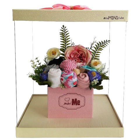 1st Birthday Gift Bouquet for Baby Girl - BDG 006