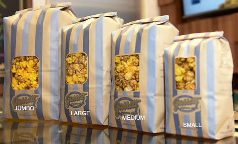 Garrett Popcorn Nationwide Delivery (Malaysia & Brunei)