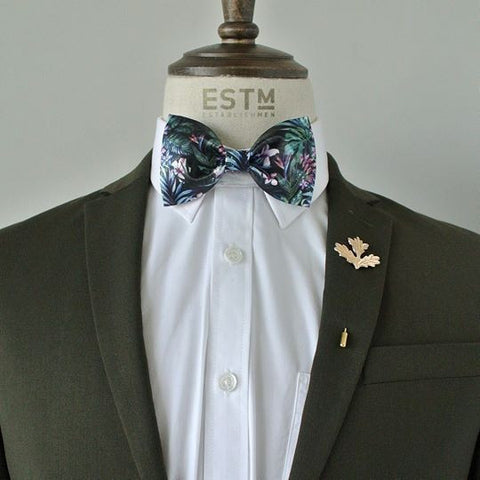Secret Garden  Bowtie