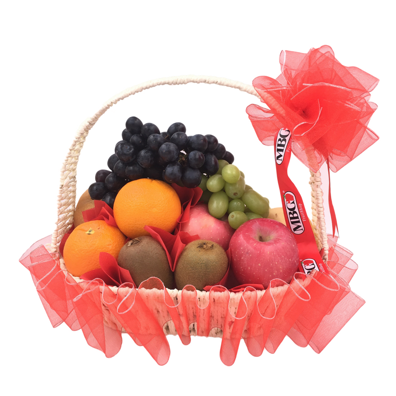 Hello Fruit Basket (7 Types of Fruits)