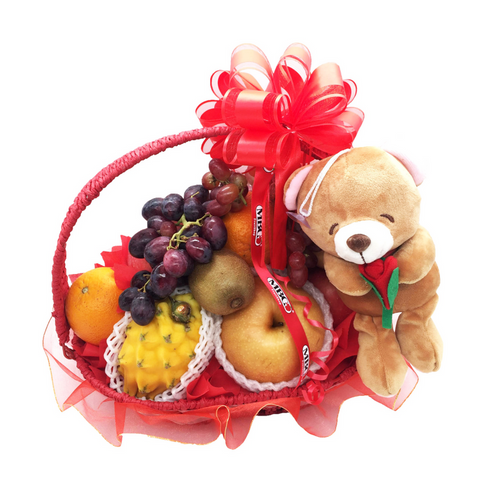 Loving Fruit Basket - Melody (8 Types of Fruits)