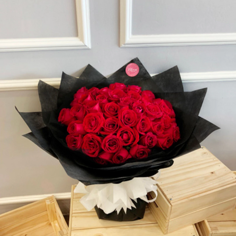 Korea Style 67 Flower Bouquet (Kuala Lumpur Delivery Only)