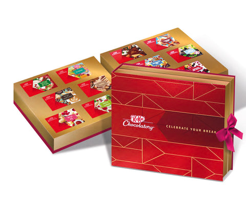 KitKat Chocolatory - Christmas Advent Calendar (Klang Valley Delivery Only)