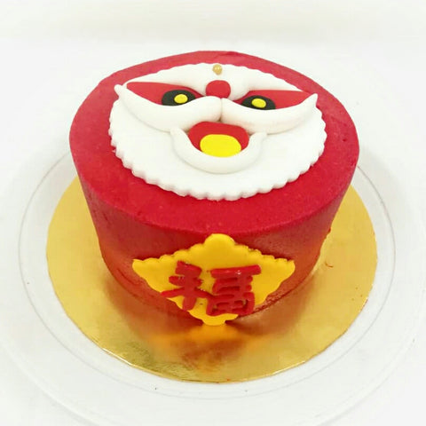 CNY 2019 Dragon Cake