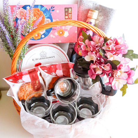 Mooncake Hamper (Klang Valley Delivery Only)