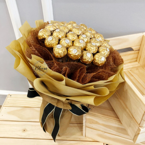 Ferrero Rocher Bouquet 14 (Kuala Lumpur Delivery Only)
