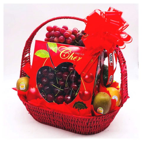 MBG Custom Fruit Basket - Specially Tailored Fruitbasket