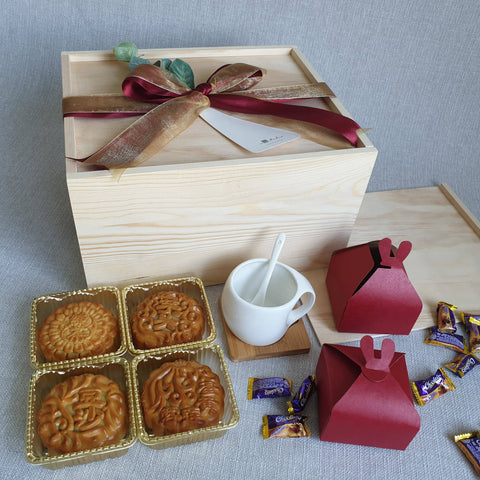 MOONCAKE FESTIVAL GIFT SET 02 (Klang Valley Delivery)