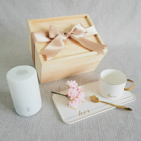 AIR DIFFUSER PINE WOOD GIFT SET 11 (Nationwide Delivery)