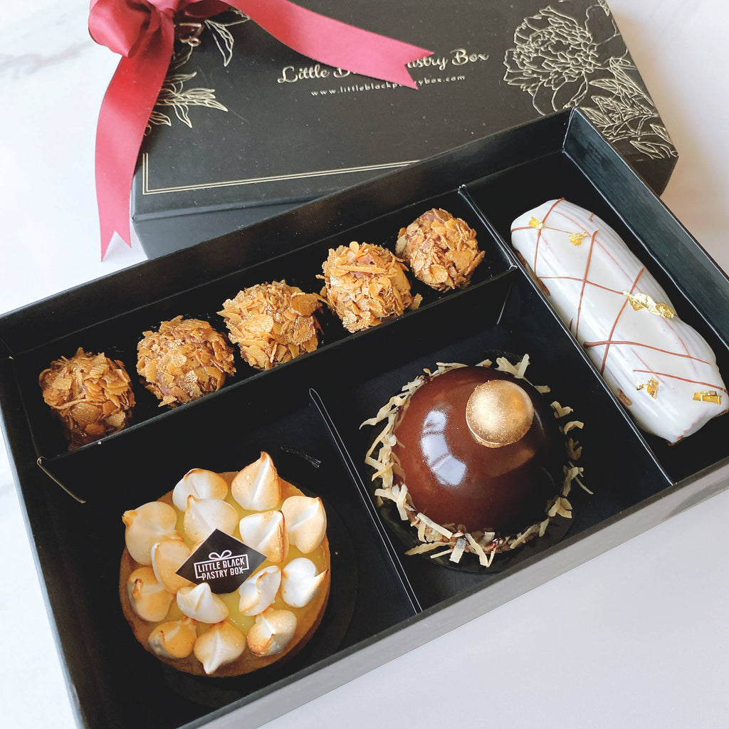 A Bittersweet Affair Pastry Box