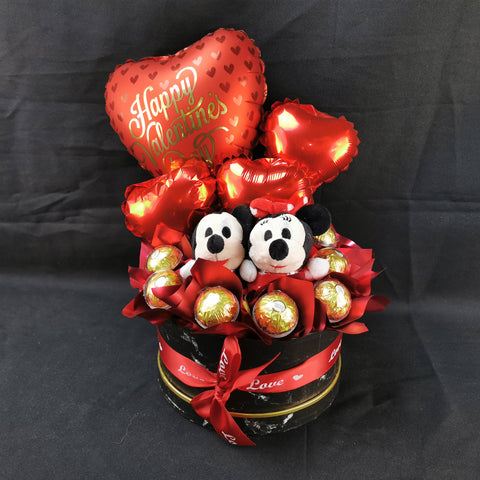 Mickey Balloon Chocolate Box