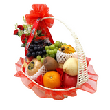 Blessing Fruit Basket - Lively (9 Types of Fruits)
