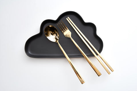Personalised Cutlery Set (Pre-order 15 to 25 working days)