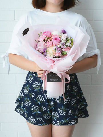 Special: Ohana Flower Bouquet (Regular) - For Mother