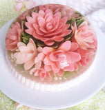 BOUQUET DOME Jelly Cake