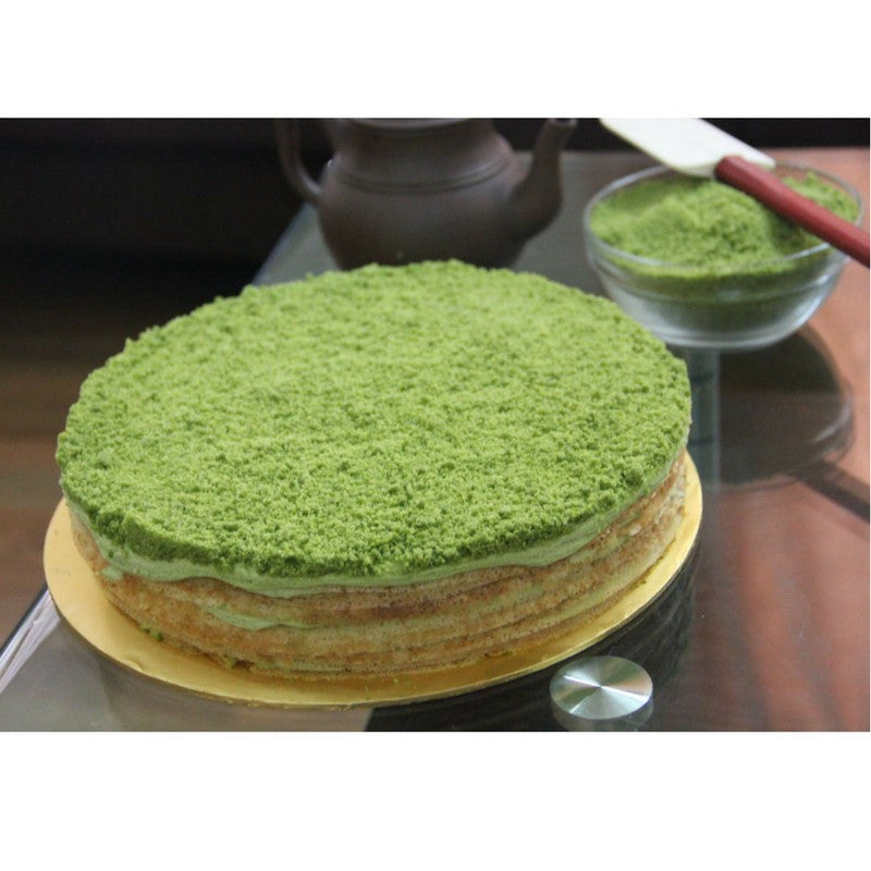 Green Tea Mille  Crepe (Self Pickup Only)