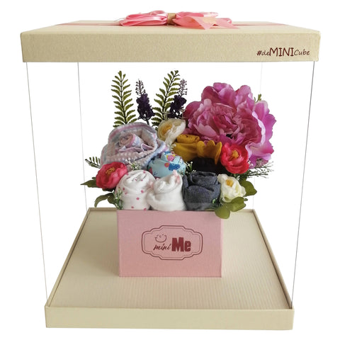 1st Birthday Gift Bouquet for Baby Girl - BDG 004
