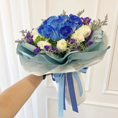 Korea Style 65 Flower Bouquet (Kuala Lumpur Delivery Only)