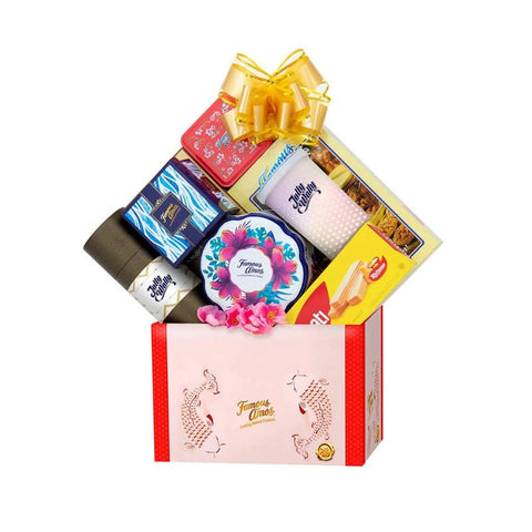 Famous Amos Chinese New Year 2020 Premium Hamper RM199 (CNY 2020)