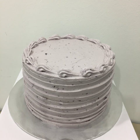 Baby Friendly Blueberry Cake