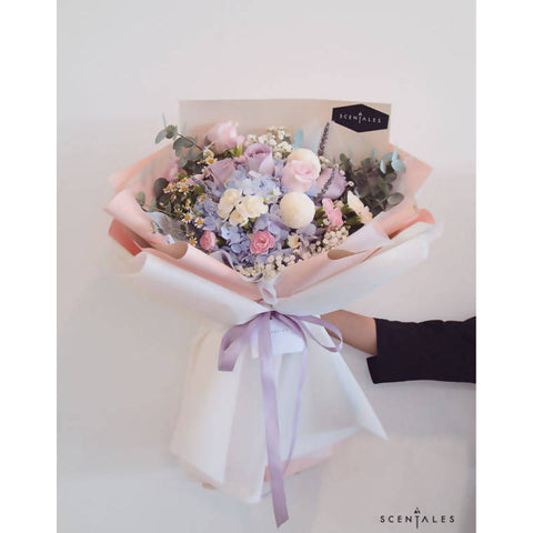 (Pre-order) Butterfly Flower Bouquet