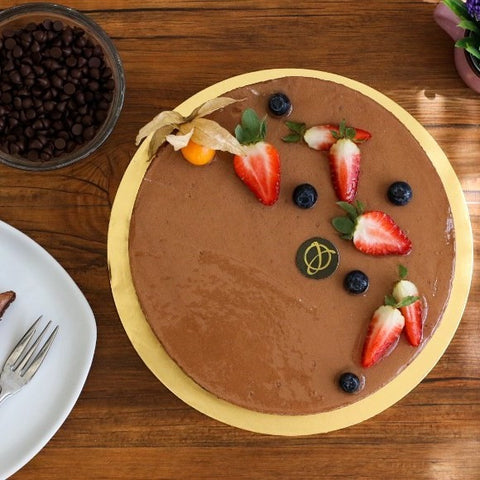 Belgian Chocolate Mousse (1kg)