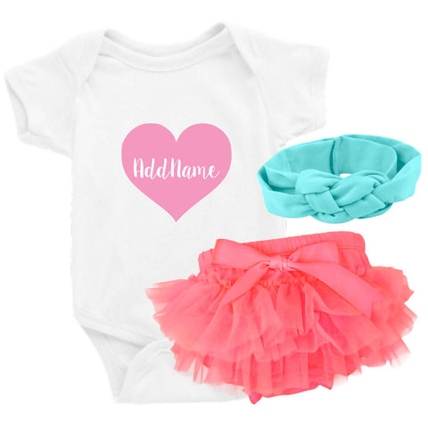 TeezBee Love Baby Pink Girl Gift Sets