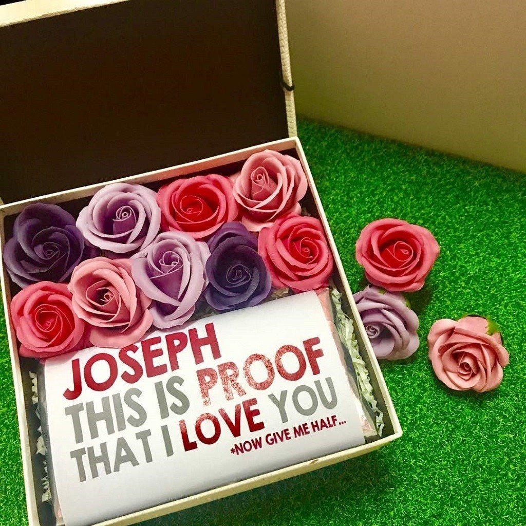 Anniversary Gift Box - Proof that I Love You