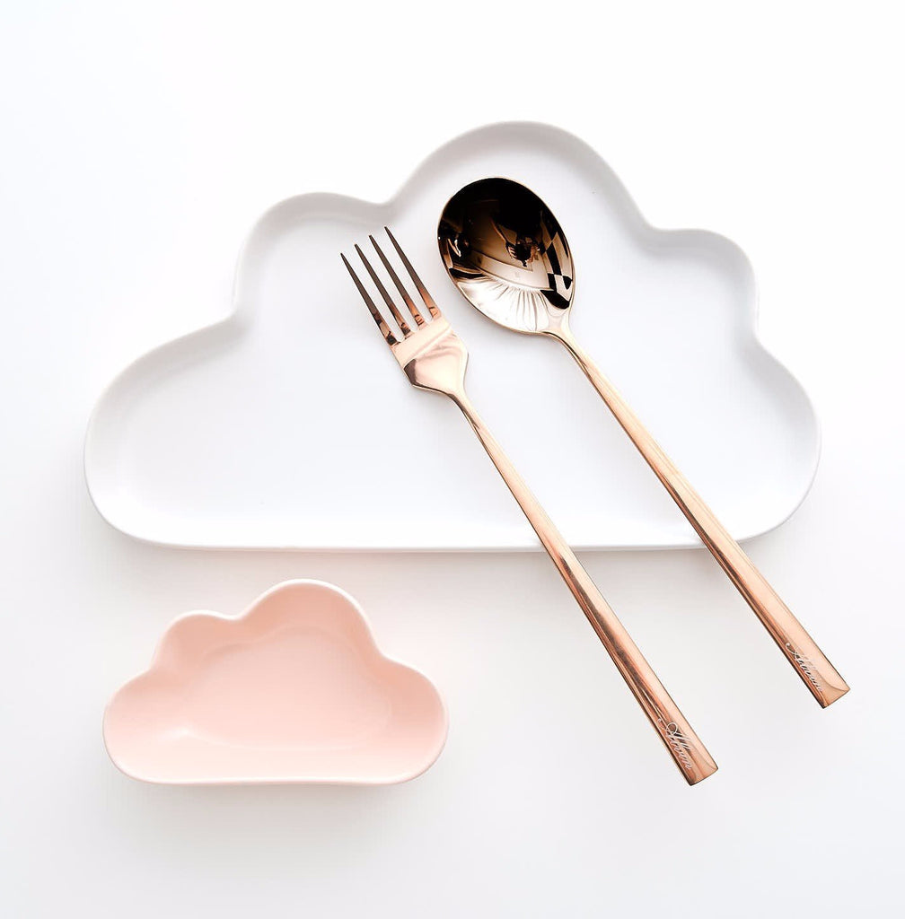 Personalised Cutlery Set (Pre-order 2 to 4 weeks)