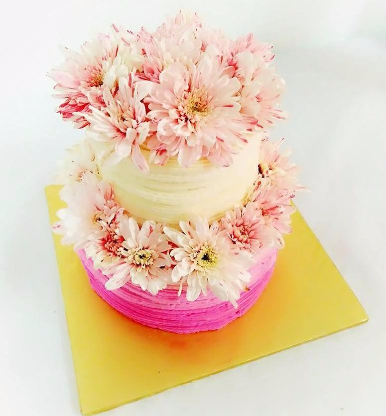 Full Bloom Cake