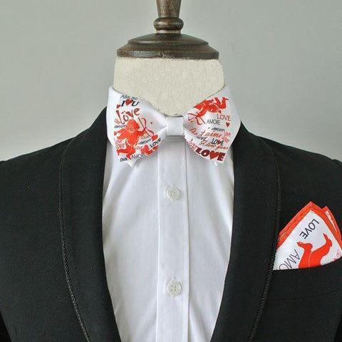 The Love Cupid  Bowtie