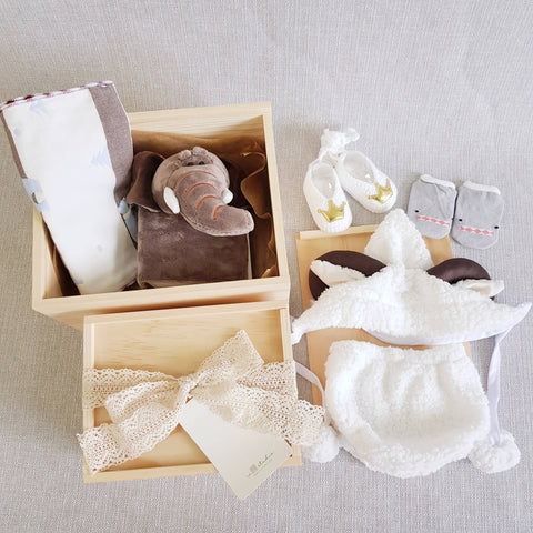 New Born Baby Gift Box 14 (Klang Valley Delivery)