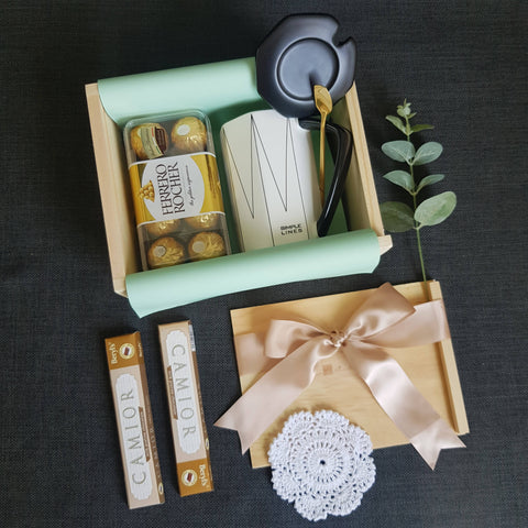 FOOD & BEVERAGE GIFT SET 07 (Nationwide Delivery)