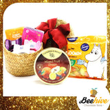 Beehive Chocolate Gift Basket