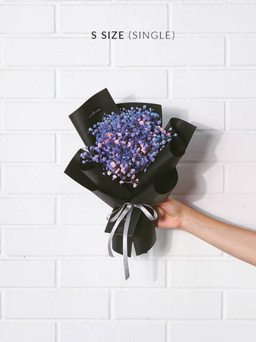 Milky Way Hand Bouquet Mother's Day 2020 (Black)