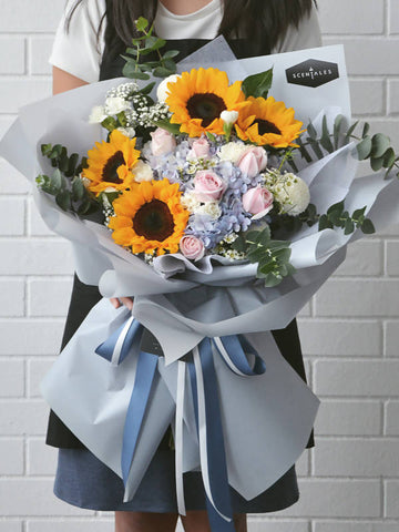 Great Achiever Flower Bouquet