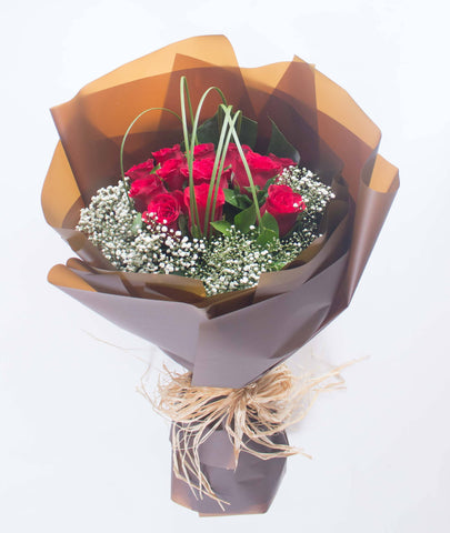 Roses Bouquet Valentine's Special 26 (Valentine's Day 2019)